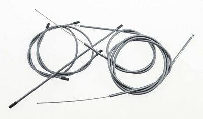 OE F/&R Brand New Genuine Shimano 105 Road Bicycle Brake Cable /& Housing Set