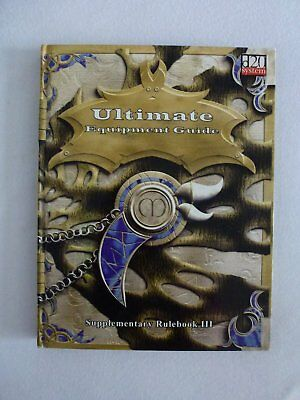 Dungeons & Dragons, Ultimate Equipment Guide, Sepplementary Rulebook III, d20sys