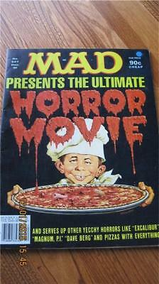 MAD Presents the Ultimate HORROR MOVIE No. 227 Dec. 1981 VG