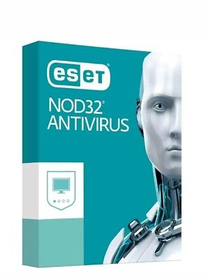 Eset Nod32 Antivirus 2017  (1PC/ 3Year)