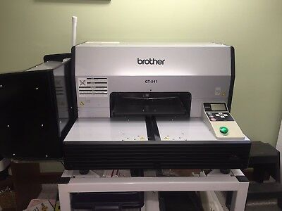 Brother Direct to Garment Printer GT-541 t-shirt printer