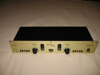 SPL Gold Mike Goldmike Model 9844 Dual Microphone Preamplifier
