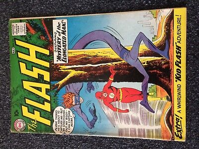 The FLASH #112 (DC) 1st ELONGATED MAN & Origin! Infantino/Giella c/a. KEY 1960