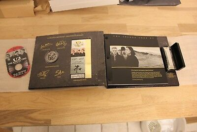U2 Joshua Tree V.I.P. package. 2017 tour.VIP party. 1st gig. Limited edition.New