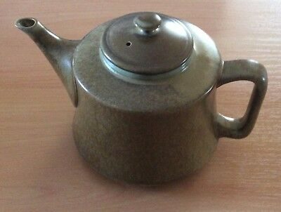 Temuka Riverstone Teapot and sugar dish