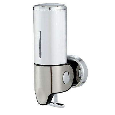 Wall Mounted Bathroom Kitchen Soap Dispenser Pump Bottle Shower Shampoo Boxes