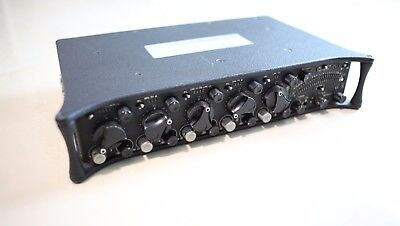 Sound Devices 552 Portable 5-Channel Mixer and Recorder, Great Working!