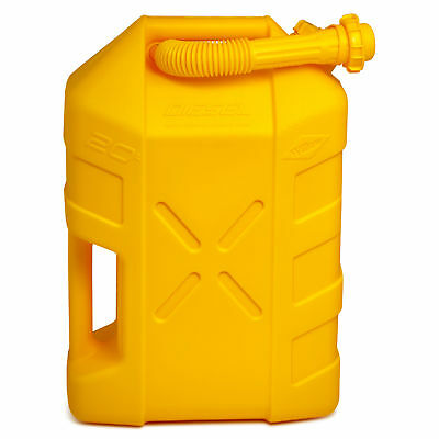 New Willow 20L Diesel Jerry Can w/ Detachable Non-Spill Nozzle Car Travel