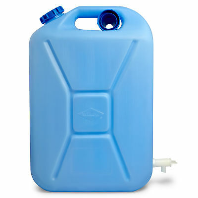 New Willow 20L Carry Can w/ Pourer Lightweight and Durable Water