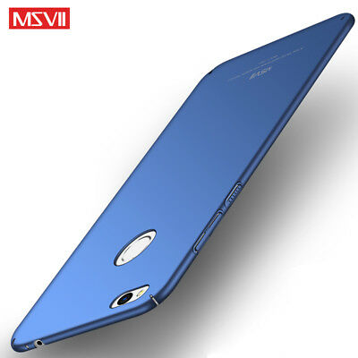 MSVII Case For Huawei P8 P9 P10 Lite Shockproof Full 360° Slim Hard Back Cover