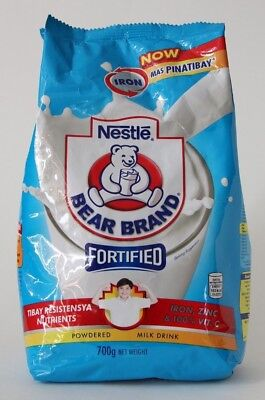 Nestle Bear Brand Powdered Milk 700g (Exp. March 2018) FREE SHIPPING