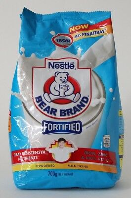 Nestle Bear Brand Powdered Milk 700g (Exp. May 2019)