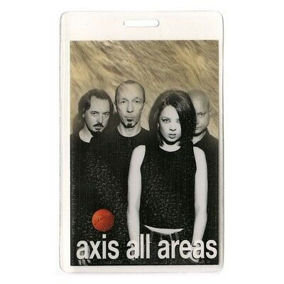 Garbage authentic 1998 concert tour Laminated Backstage Pass Version 2.0 Tour AA