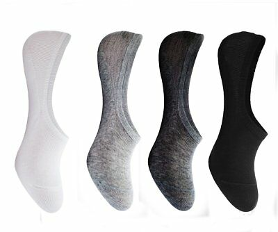 Women's No Show Socks,6 Pairs Cotton Breathable Comfort Invisible Casual Socks