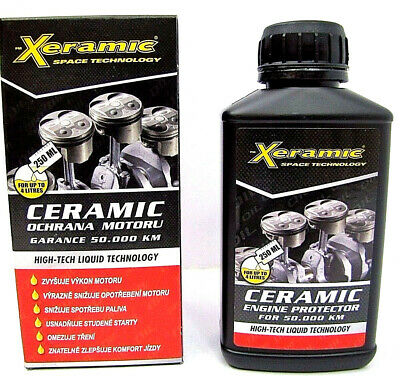 0,25L Xeramic CERAMIC Space Technology Engine Protector ADDITIV 250ml