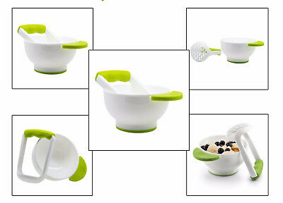 Annabel Karmel by NUK Food Masher and Bowl