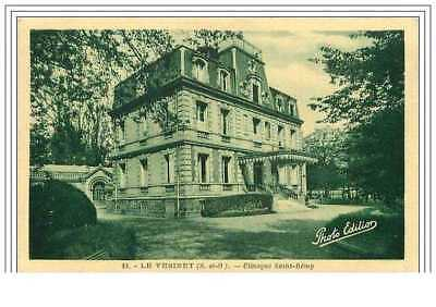 78.le Vesinet.clinique Saint Remy.dechirure