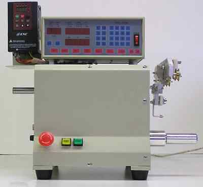 Computer CNC Automatic Coil Winder Large Torque Winding Machine 0.03-2mm wire m