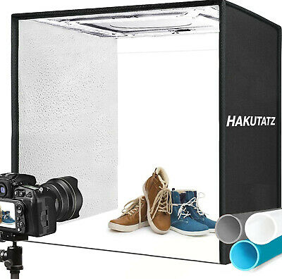 Photo Studio Light Box Tent | Portable Product Photography Kit | 60x60cm
