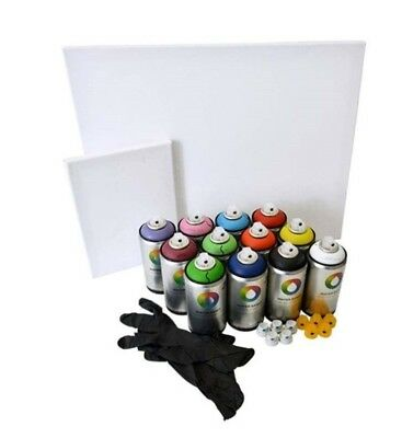 MTN Water Based Spray Paint Try-Out Pack