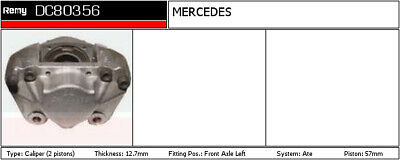 MERCEDES 220 W111 2.2 Brake Caliper Front Left 59 to 65 Remy 0014218198 14218198