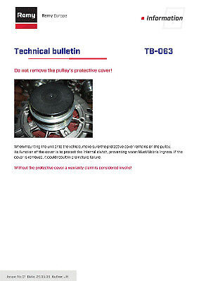 Renault trafic 16 dci genuine valeo alternator 20700 picclick uk volvo s40 mk1 19d alternator 00 to 03 remy 8251641 genuine quality replacement asfbconference2016 Choice Image