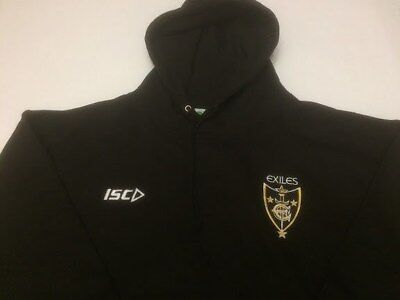 Exciles Rugby League Hoodie Adult 2XL