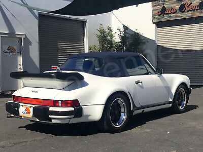 1989 Porsche 930 911 Turbo 1989 Porsche 930 911 Turbo 5-Speed 2-SoCal Owners Orig Paint #'s Match