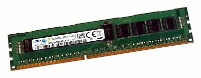 1-9x Samsung 8GB PC3-12800R ECC Server Memory M393B1G70BH0-YK0