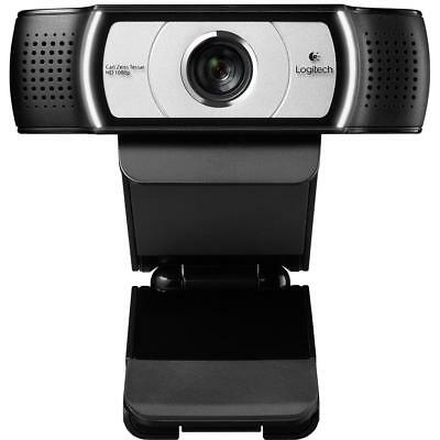 Logitech C930e 1080P HD Webcam Camera  with Ultra Wide Angle 1920 x 1080p