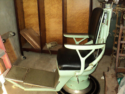 Antique DENTAL CHAIR by Ritter