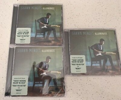 Illuminate by Shawn Mendes (CD, May-2017, Island (Label))
