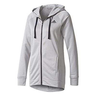 (TG. S) Adidas PES Hoody&Tight, Calzemaglie Donna, (Grigio/Nero), S (D6i)