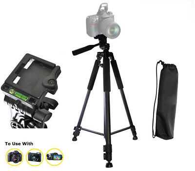 "TRIPOD 60"" PROFESSIONAL STYLE FOR CAMERAS and CAMCORDERS"