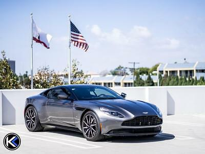 2017 Aston Martin Other Base Coupe 2-Door 2017 Aston Martin DB11 Coupe 1 Owner Only 800 Miles Over $252k Sticker Must See