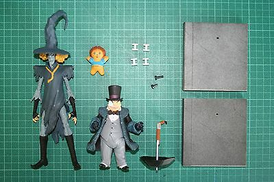 Batman Dark Victory Figure Scarecrow Penguin Dc Direct Classics Universe 2 Pack
