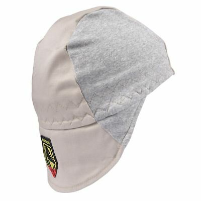 Revco BlackStallion AH1630-GS FR Cotton Welding Cap with Hidden Bill Extension