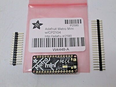 New Adafruit Metro Mini W/CP2104 328 - 5V 16MHz W4448-A 2590 Free Shipping