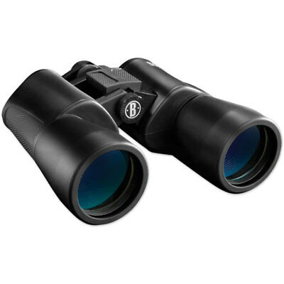 Bushnell 16x50mm Powerview BK-7 Porro Prism Rubber Armored Binoculars 131650C