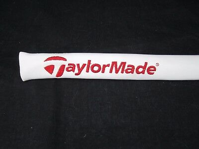 Sunfish hand made leather alignment stick cover Taylormade