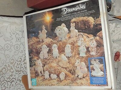 "Dreamsicles ""Nativity Set"" 1996...Complete Set...LOOK"