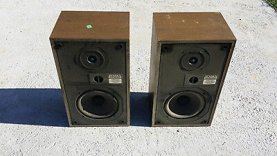 Jensen Speakers 200/A Comptrac synthesized crossover network maximum power 60W