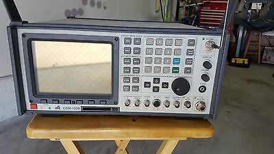 IFR COM-120B AM/FM Communications Service Monitor with Tracking Generator