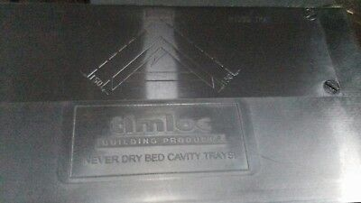 19 Timloc Never Dry Bed Cavity Trays