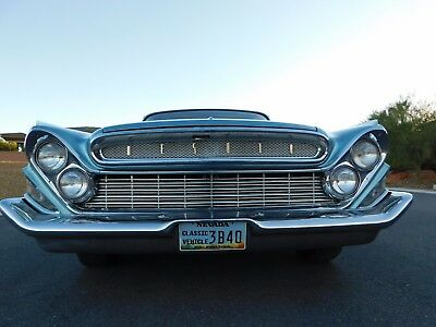1961 DeSoto  Outstanding example of an American icon!
