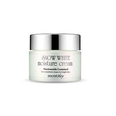 [secretKey] Snow White Moisture Cream 50g  / Korean Cosmetics