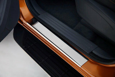 Ford Ranger 2012 On Stainless Steel Door Sill Guard Set