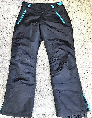 WOMANS Adult SIZE LARGE / L BRAND:  Be Fit Be You SNOW / SKI PANTS - WATERPROOF