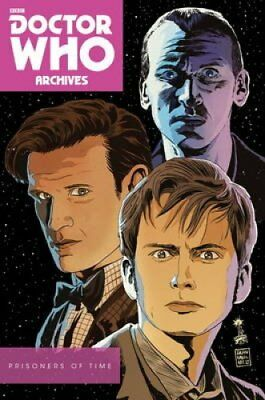 Doctor Who Prisoners of Time Omnibus by Scott Tipton 9781782767749