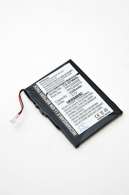 Batterie MP3/MP4/Multimédia 3.7V 1200mAh - PPCW0505 ; PPCW0508 ; PPCW0510